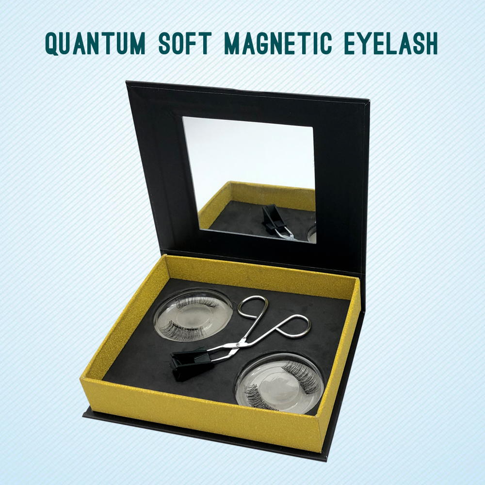 Inquiry for 2020 newest product 8Dquantum soft magnetic false eyelashes JN45