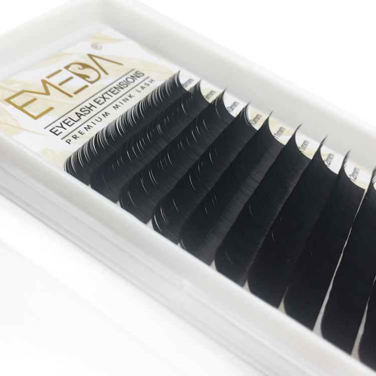 Fast Seller for Wholesale Price J B C D Curl Russian Volume Eyelash Extensions UK and USA  YY66