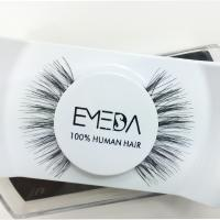 Hand-tied 100% Real Human Hair Eyelashes E01