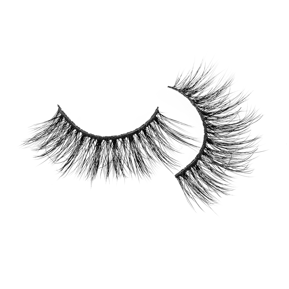 High Quality 3D Mink Lashes Wholesale Price For Sale With OEM Service Private Label Eyelash JN33
