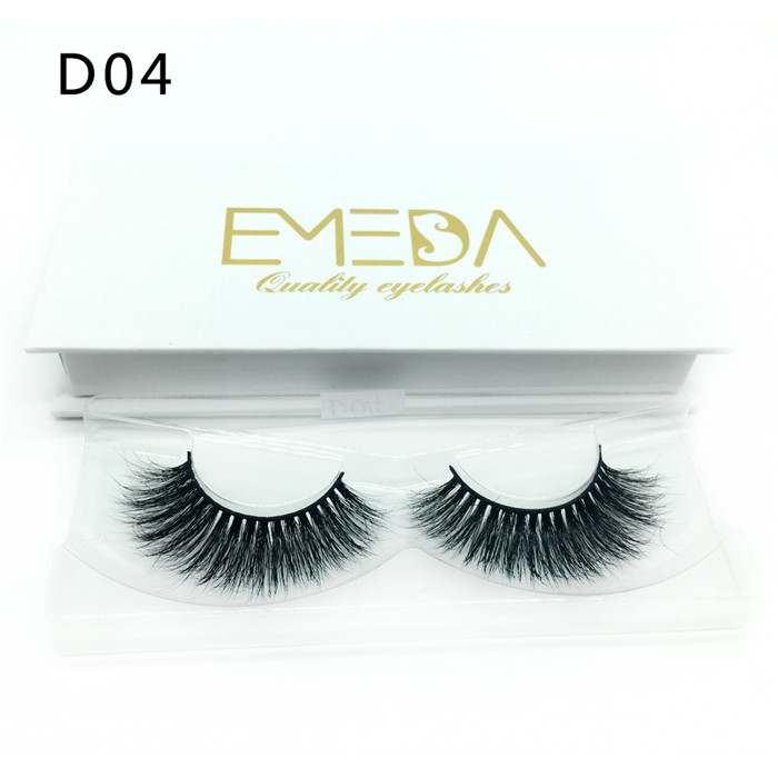 Wholesale Mink Strip Eyelash False Lashes JH46-PY1
