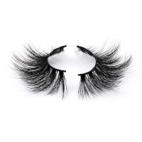 Inquiry for 25mm mink lashes of New fluffy and long dramatic styles real mink curled design super soft band comfortable feeling on eyes in Private label packge lash box hot lash in UK and US market 2020 XJ35