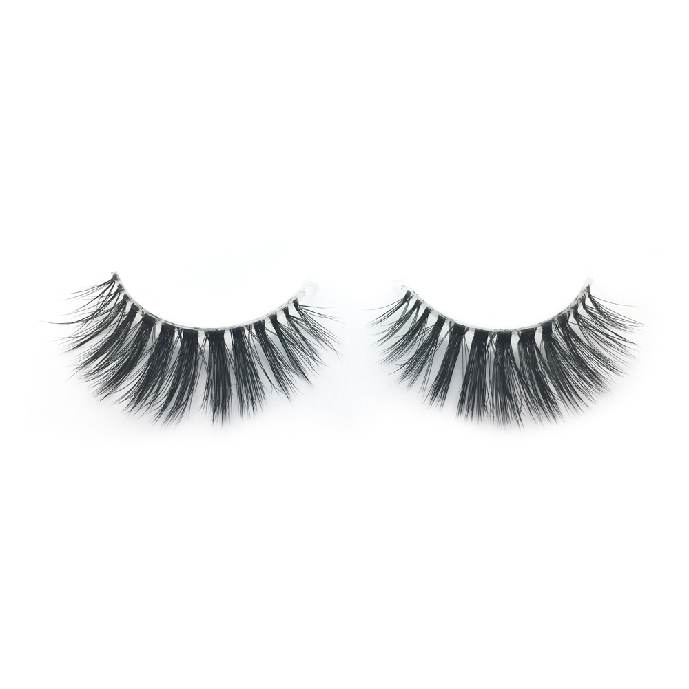 Wholesale 3D silk eyelash Synthetic lash  JH115