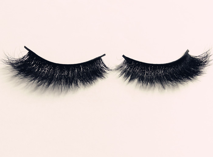 100% Hot Sale 3D Mink Fur False Eyelashes SD021
