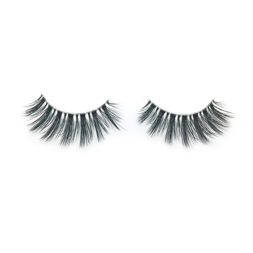 Wholesale price 3D silk eyelash supplier JH113