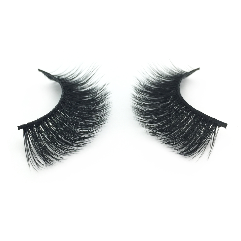 3D Soft Synthetic Lash Faux Eyelash Reasonable Price JE41