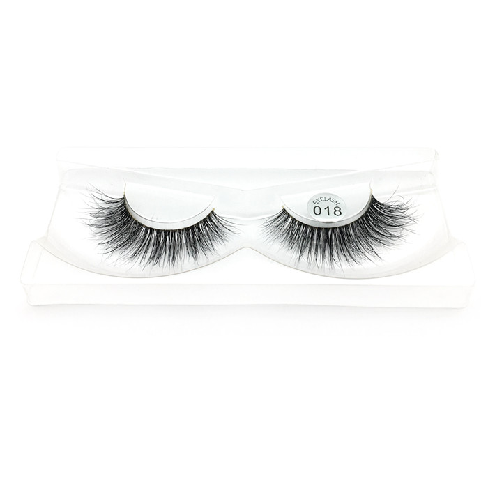 Latest 3D mink fur lashes eyelash supplier JH-PY1