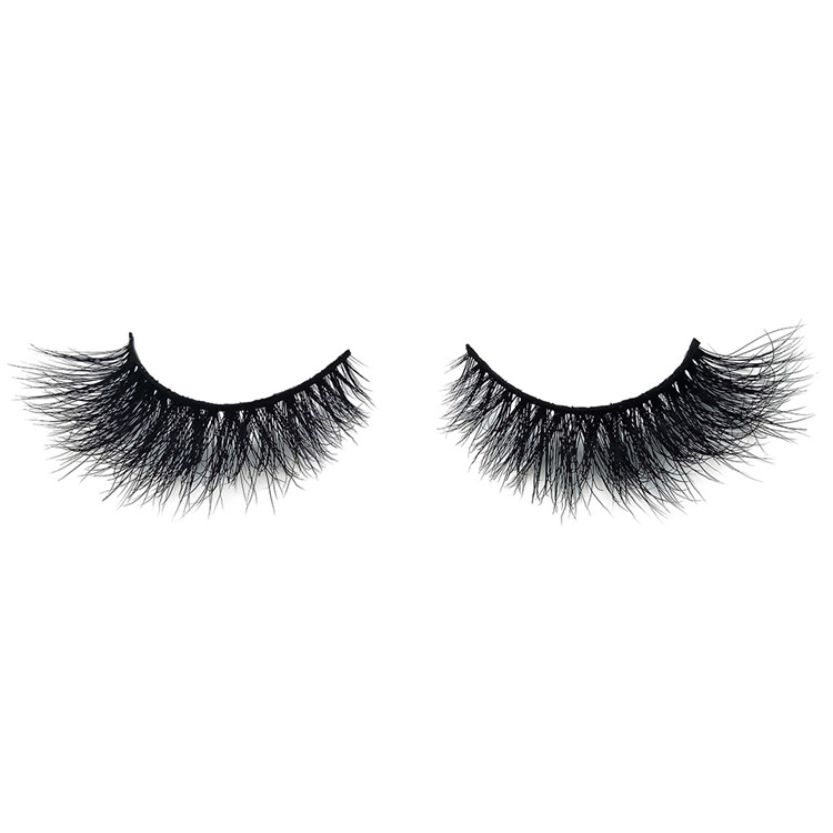 Most Dramatic 3D Mink Eyelashes JE04