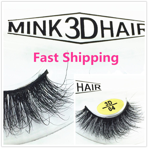Full handmade mink lashes private label 3d  EL20