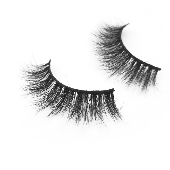 Wholesale 3D magic mink eyelash strip lash JH155
