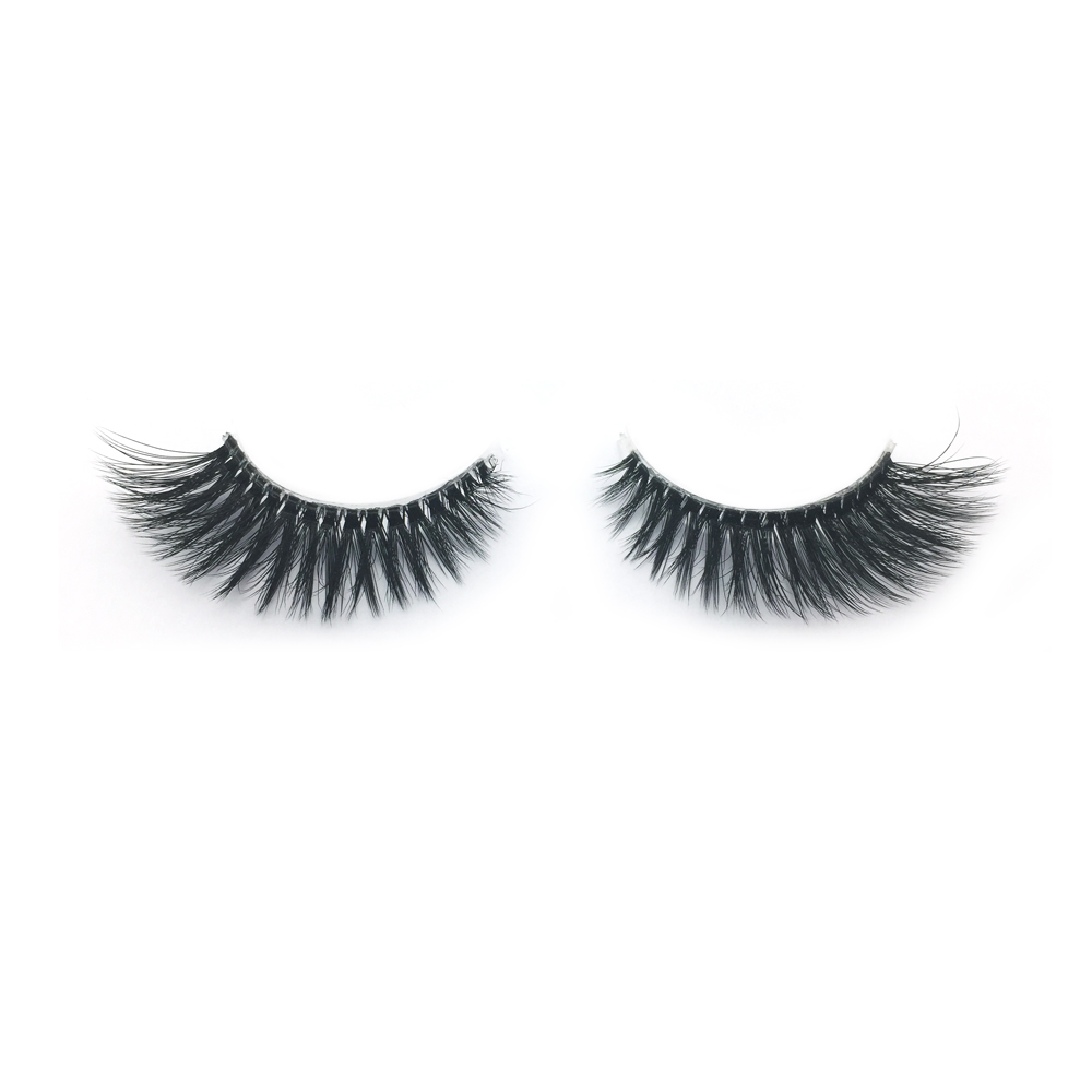 Soft 3D silk eyelash eye lashes manufactureJH117
