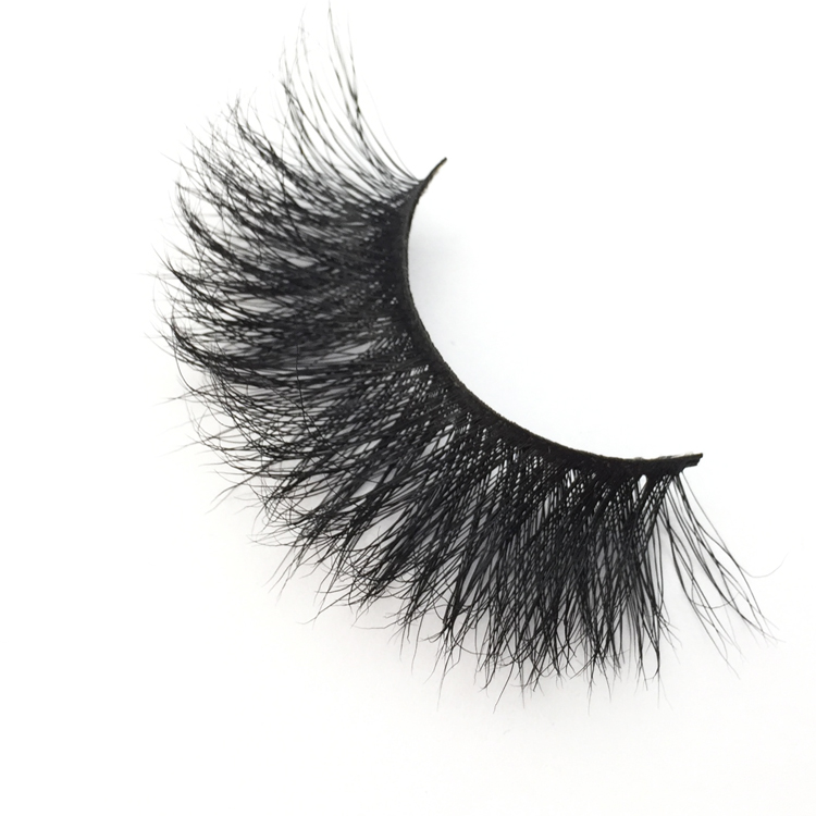 Emeda Wholesale 25mm 3D Mink Eyelash with private logo ZX12