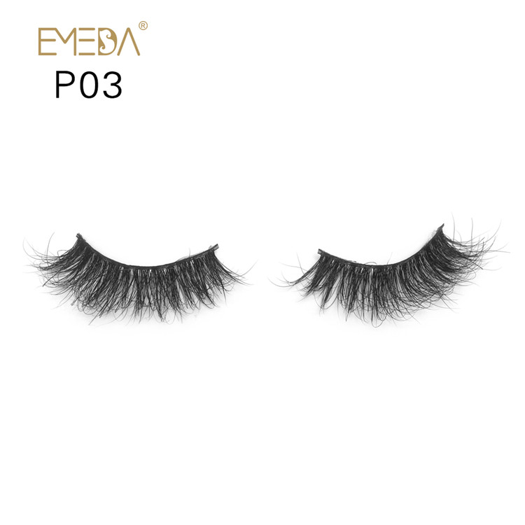 Supply Premium Tiny 3d Mink Eyelashes Y-PY1