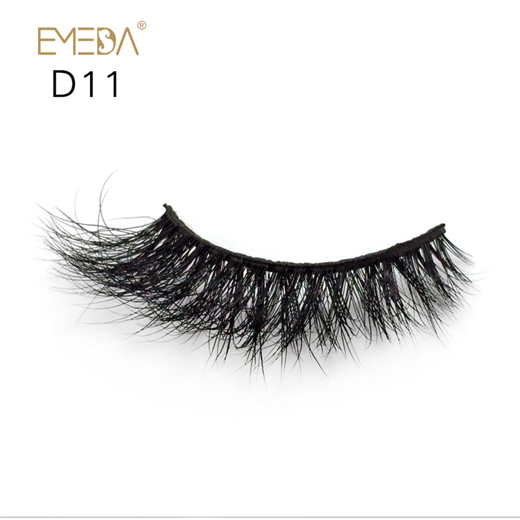 Wholesale Luxury Top 3d Mink Eyelashes Y-73-PY1