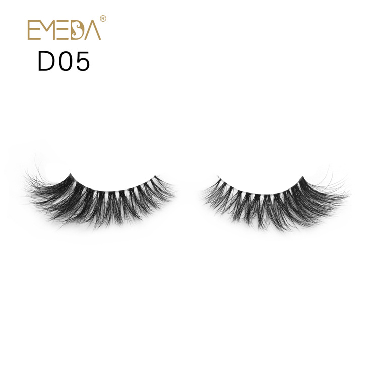 Wholesale 3D Mink Eyelashes,High Quality Real Mink Furs Eyelash Vendors YH015