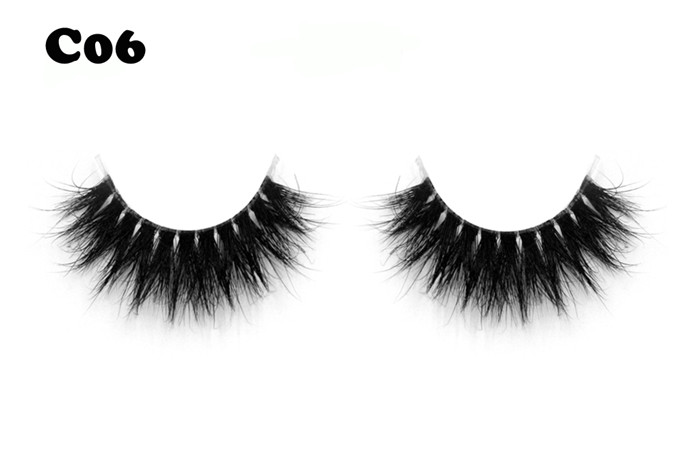 Mink false eyelashes suppliers in USA YP48