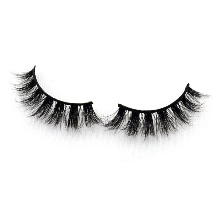 Natural&Charming 3D Mink Eyelashes YP-PY1
