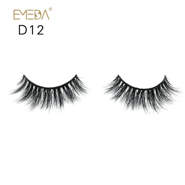 765e9d9b879 Wholesale Mink Eyelashes,3D Real Mink Fur Eyelash Vendor YH022 ...