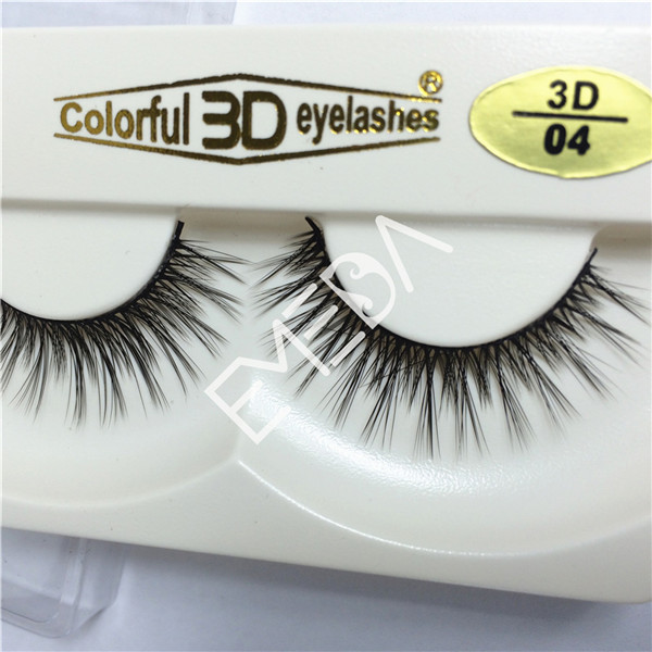 3D Single False Eyelashes Fluffy Styles EL70
