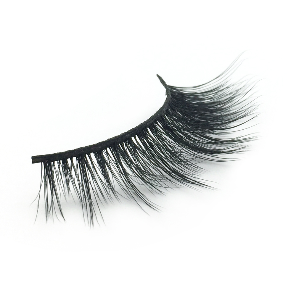 Factory 3D Silk Eyelashes Wholesale JE08