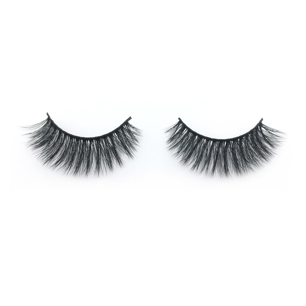 Private Label 3D Silk Eyelashes JE-PY1