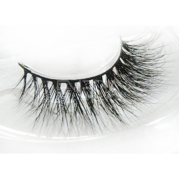factory price 100% fur soft mink lashes 3d S29