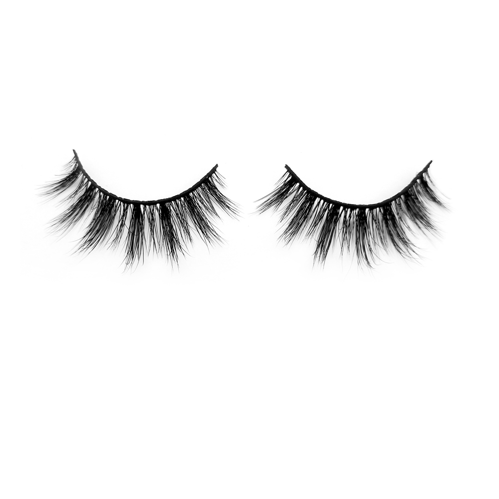Cruelty free top quality 3D mink fur eyelashes best mink lash vendor CA YL81