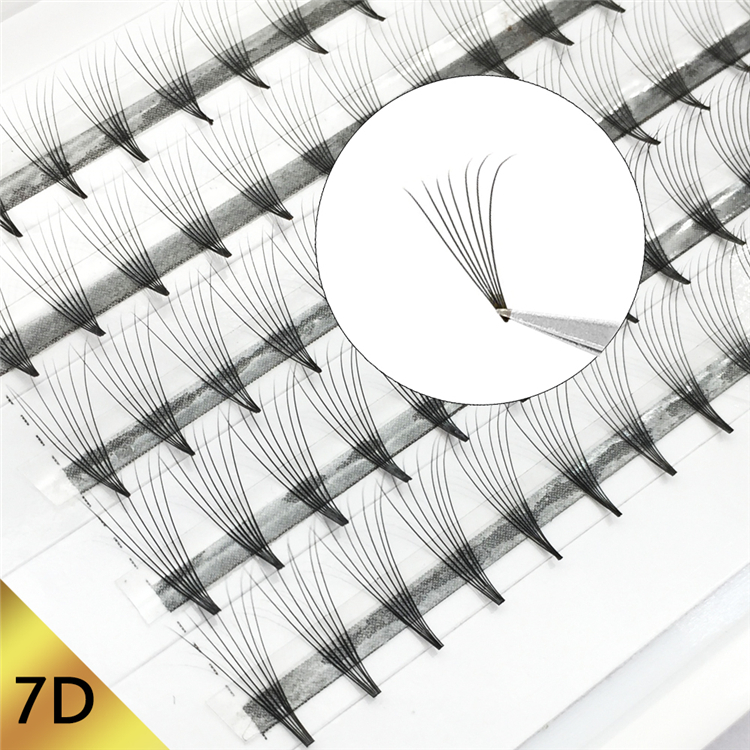 Eyelash Extension Cluster Lashes Premade Volume Fan Lashes YL17