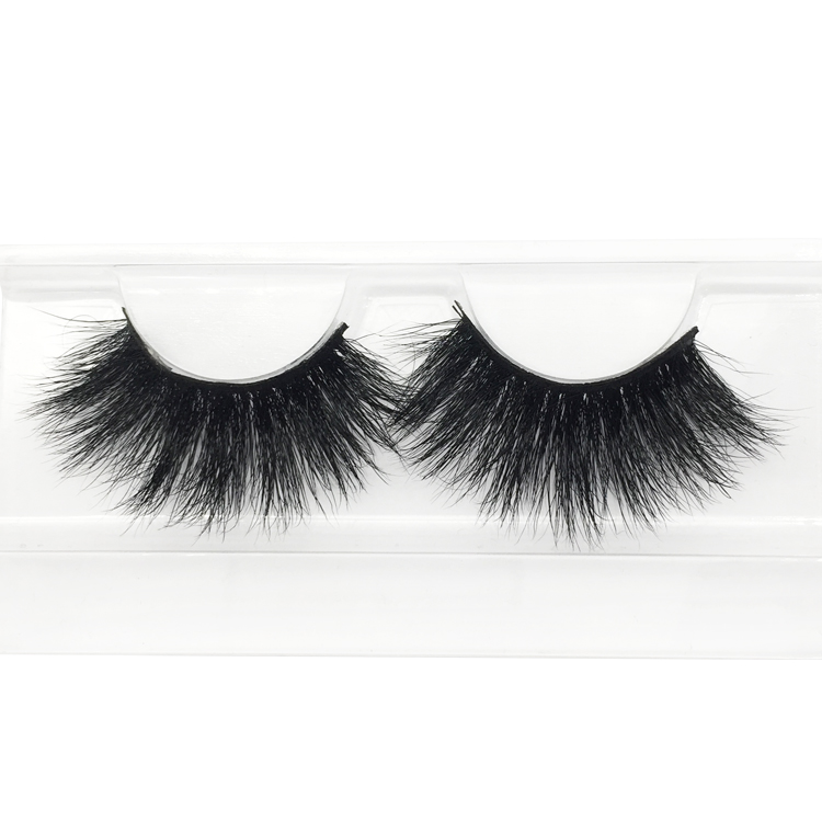 25mm 5D Mink Eyelash Vendor Wholesale Price 25mm 5D lashes with Private Label Free Sample Accepted YY16