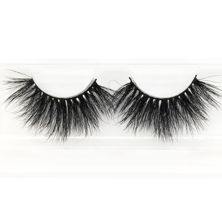 Inquiry for buy real mink 3d hair lashes 25mm fluffy mink lashes wholesale make your logo packing  UK USA supllier  JN59