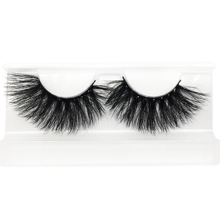 Inquiry For Wholesale price for 3D Dramatic 25MM Mink Strip Lashes with Customized Package Soft and Attractive Mink Eyelashes YY89