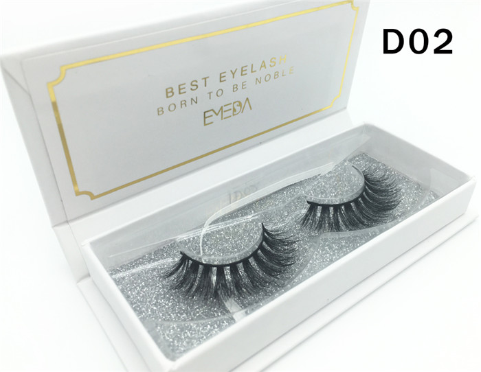 False Eyelashes Wholesale Mink Eyelashes JH-PY1