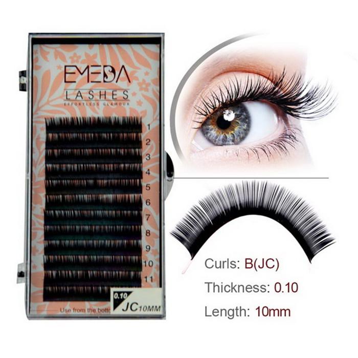 7ef064dd7ed Mix Tray 3D Mink Eyelash single eye lashes JH-PY1 - Emeda eyelash