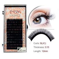 Korean single eyelash extensions  private label -ss2