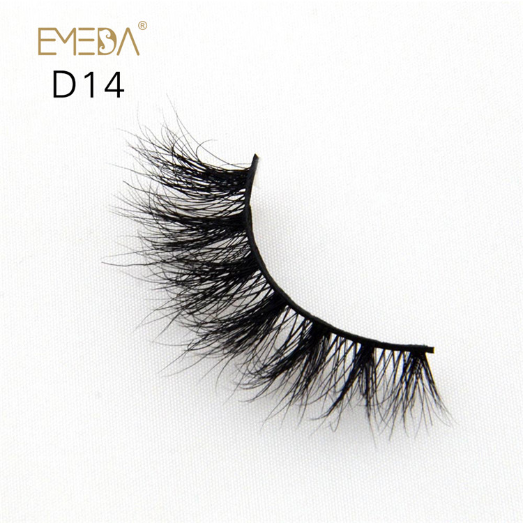 Preferential Natural 3d Fur Mink Eyelashes Y-PY1