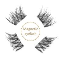 Wholesale synthetic material magnetic eyelashes Y-2