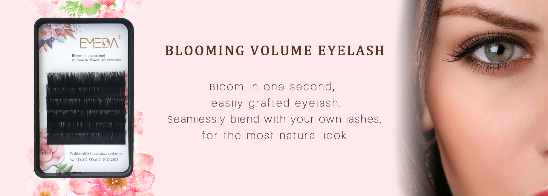 Blooming Volume Eyelash