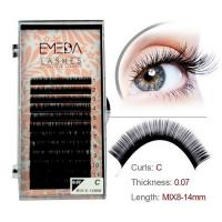 Private Label Single Eyelashes Extension JH62-PY1
