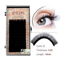 Single Semi permanent eyelashes extension JH60