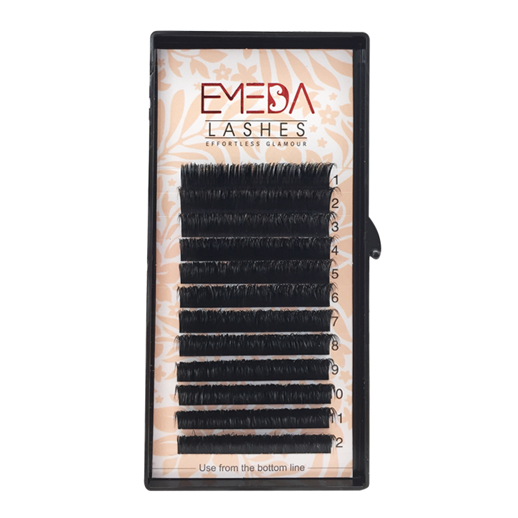 Fast Shipping for 100% Real Mink Fur Eyelash Extension Soft and Natural Lashes with Free Samples in the UK YY87