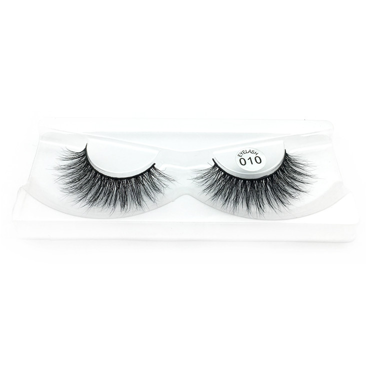 Charming&wispy 3D mink eyelashes supplier YP88