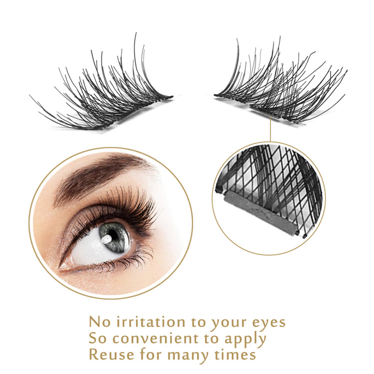 Newest Synthetic Magnetic Eyelash Lashes JH-PY1