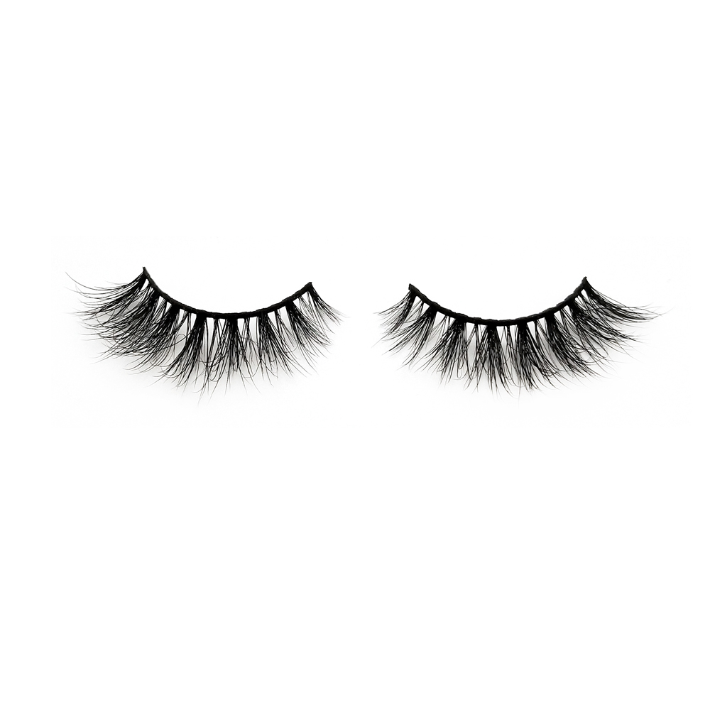 Inquiry for buy mink eyelashes in bulk - accept small order sample order, strip lash suppliers JN57