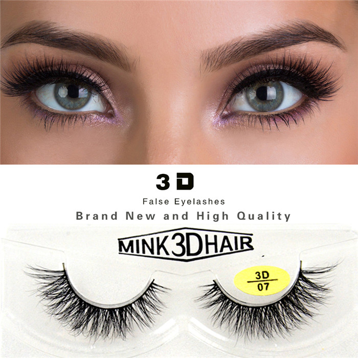 Factory Wholesale Real Mink Eyelashes In UAE YP-PY1