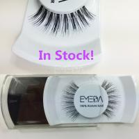 type human hair eyelash custom eyelash box E02