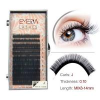 Single silk eyelash extension SN144