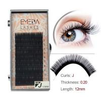 New individual silk eyelash extensions single lashes SN150