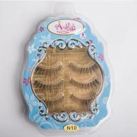 Emeda Eyelashes 100% Human Hair Fake Eyelashes Perfect ...