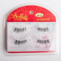 Emeda eyelashes 100% Human Hair  Eyelashes vivid  Look ...