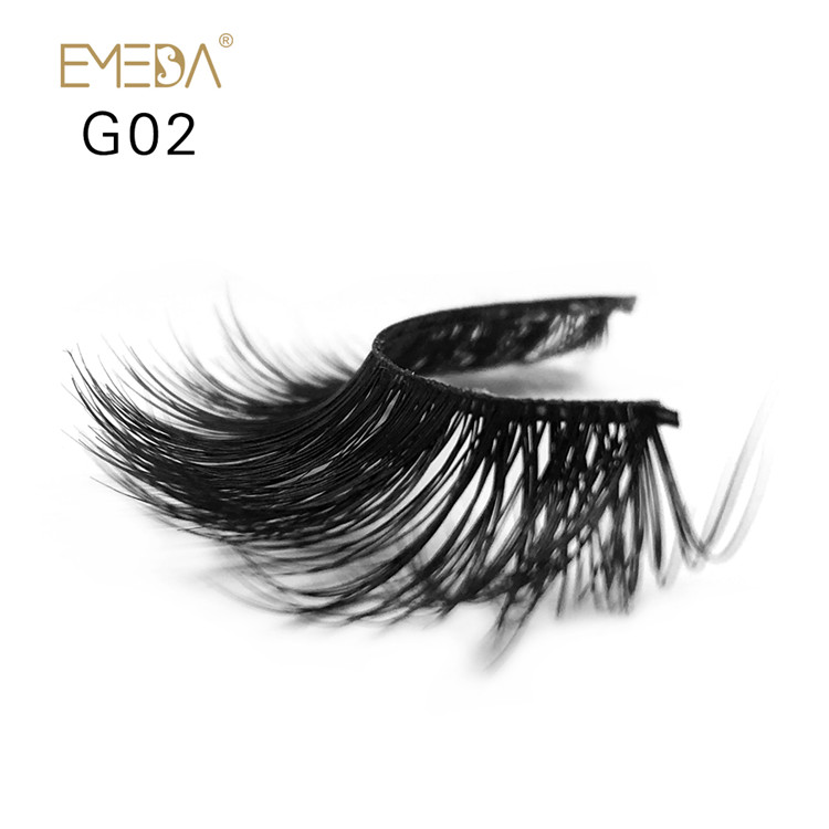 Natural 3D Realistic Effects Mink Eyelashes Y-PY1